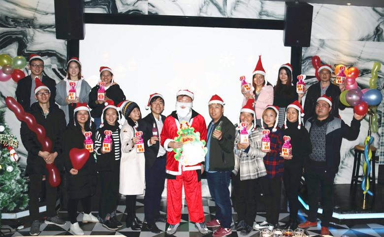 平安夜&圣诞暖心party