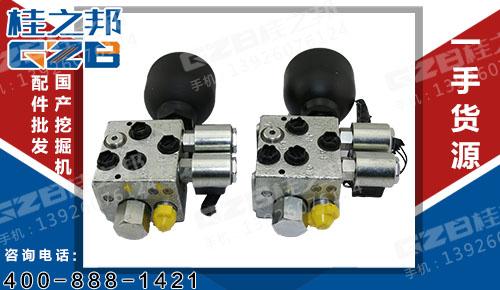 原装进口中联重科ZE85油源控制阀 挖掘机配件批发市场