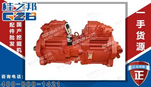 原装川崎徐工210挖掘机液压泵K3V112DT 挖掘机配件网