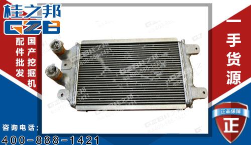 三一205挖掘机中冷器总成B229900002679,原装三一挖掘机配件