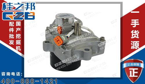 玉柴挖掘机配件批发 油门马达UTYM15134AA  T0412-06132