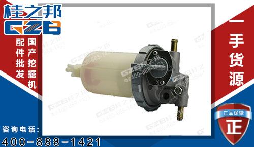 油水分离器总成119802-55700 徐工挖掘机配件 800104429