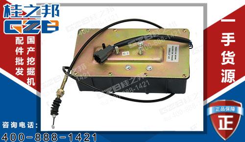 防水型熄火装置SY-3776852 挖机配件 60126312