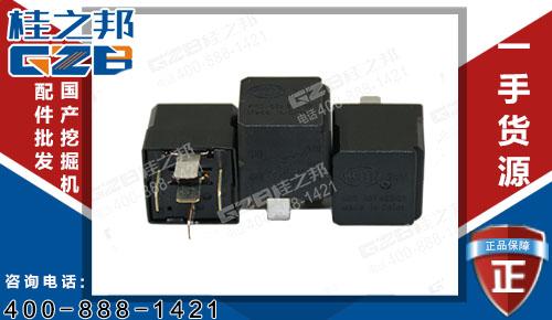 挖掘机继电器4RD-007-903-027/DC24V 三一挖掘机配件 B240700000250