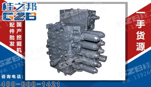 挖掘机分配阀多路阀KMX15RA  J224-25A-010001