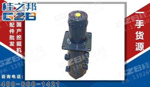 柳工挖机配件 中心回转接头分油盅总成33C0049