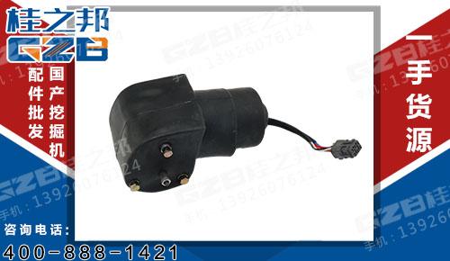 力士德挖掘机配件 油门马达电机24V  SC0001