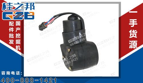 力士德挖掘机配件 油门马达电机12V  SC0002