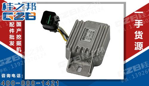 三一挖机配件 三菱发动机安全继电器ME077148