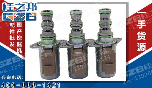 卡特重工挖掘机配件 电磁阀SV98-T39-24VDC(4300063)