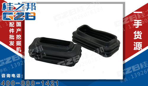三一挖机配件脚踏阀护罩5DC81X01-501  60008593