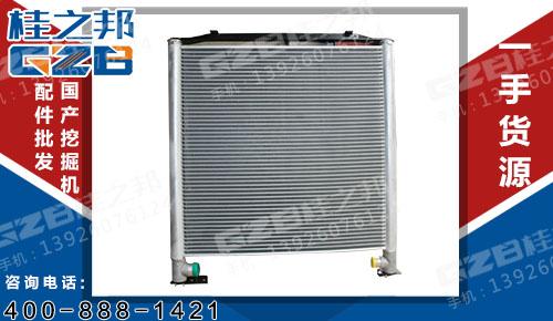 挖掘机发动机配件 三一挖掘机油散热器 60007131