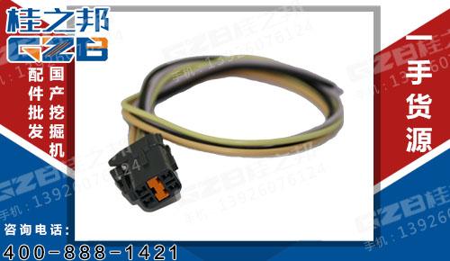 挖掘机电磁阀总成WKM08130C-01-C-N-O-24DG 60154068