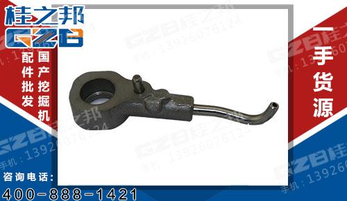 挖机发动机配件 缸体机油喷嘴ME300314 挖机配件 B22990000511