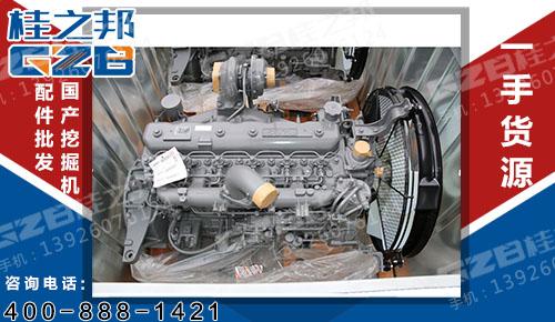 发动机总成 三一挖掘机配件 B220200000085