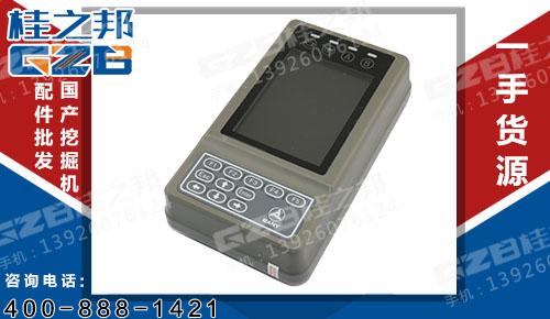 挖掘机显示屏 三一显示屏SECD-5I7C(SY215C9M2K)  11888260
