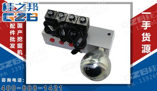 油源阀块FK0405-0014MC-01 三一挖掘机配件 A220401000835