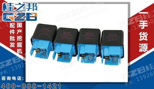 继电器056800-3060 三一挖掘机配件 B240700000473